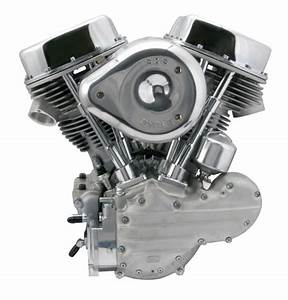 Harley-davidson Engines By S U0026s Cycle - Classic Motorcycle Gear