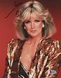 Linda Evans Signed 8x10 Photo (Beckett COA)