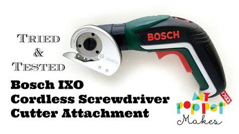 bosch ixo bohraufsatz bosch ixo cordless screwdriver cutter attachment in