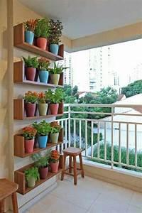 Balkon Wand Verschönern : wundersch ner balkon deko ideen zur inspiration ~ Indierocktalk.com Haus und Dekorationen