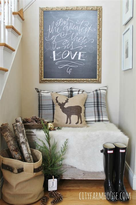 Farmhouse Home Decor Ideas  The 36th Avenue
