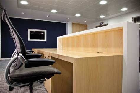 light wood office desk office reception furniture office reception desks