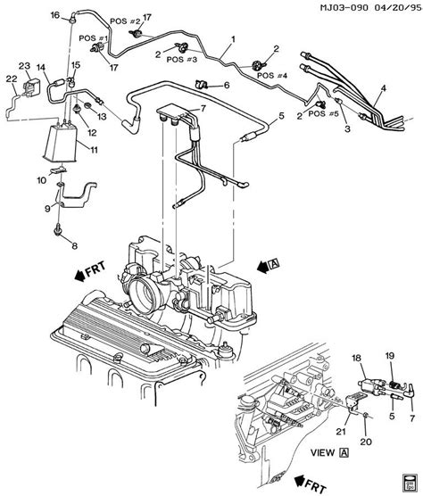 Chevrolet Cavalier Questions Had Found Part Dangling