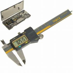 Igaging Electronic Caliper Absolute Origin 4 U0026quot  Digital Ip54
