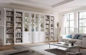 Vintage Wohnzimmer Möbel : wehrsdorfer wohnwand maison ph 600 vintage wei m bel letz ihr online shop ~ Frokenaadalensverden.com Haus und Dekorationen