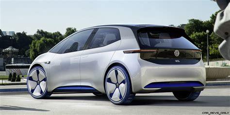 Revolutionary Volkswagen Id Electric Concept Car Makes