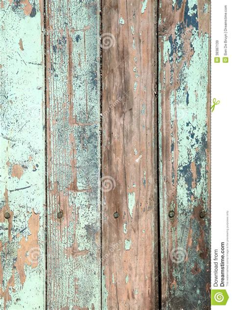 weathered  wood natural blue turquoise paint pe stock