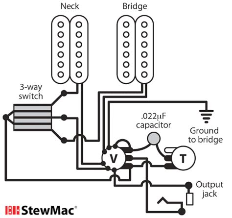 Switchcraft Way Toggle Switch Stewmac