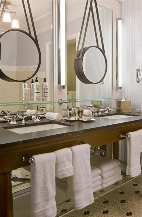 Hanging A Bathroom Mirror by Decor To Adore Hanging A Mirror Another Mirror