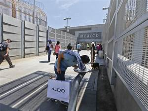 New Rules Go Into Effect At Busy U.S.-Mexico Border Crossing