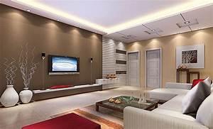 New home interior design living room 3D house, Free 3D