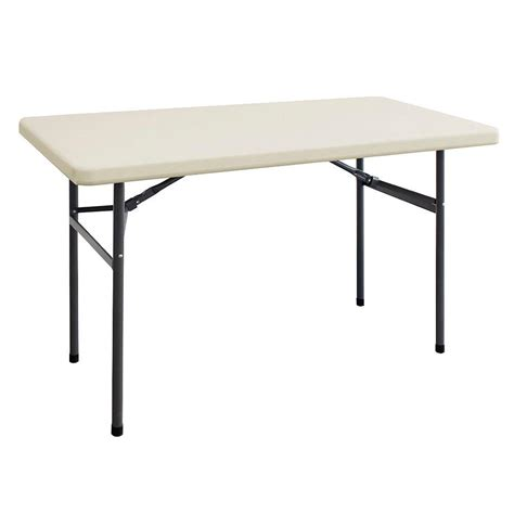 Home Depot Table Ls by Lifetime Putty Banquet Folding Table 80126 The Home Depot