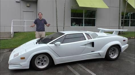 Here's Why the Lamborghini Countach is Worth $300,000 | Doovi