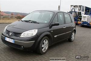Scenic 2006 : 2006 renault scenic 200 bezwypadek gwarancja jak nowy car photo and specs ~ Gottalentnigeria.com Avis de Voitures