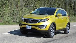 Used Kia Sportage Review