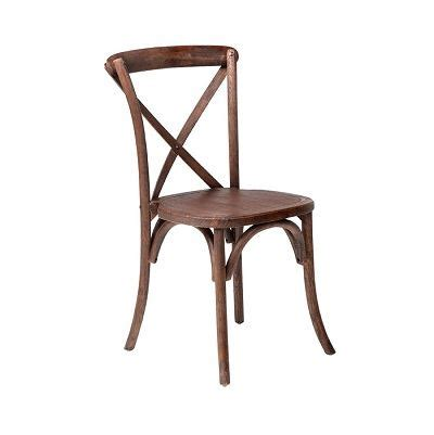 beechwood x back chair rental in college station