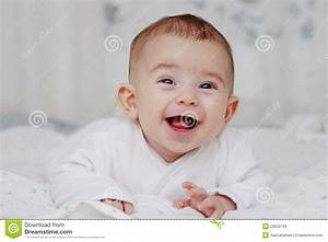 Laughing Baby Boy Stock Photos - Image: 28600743