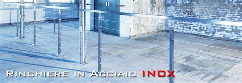 ringhiera acciaio inox prezzi cool ringhiere moderne per esterni vh91 pineglen