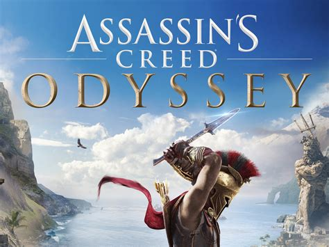 assassins creed odyssey  game poster preview