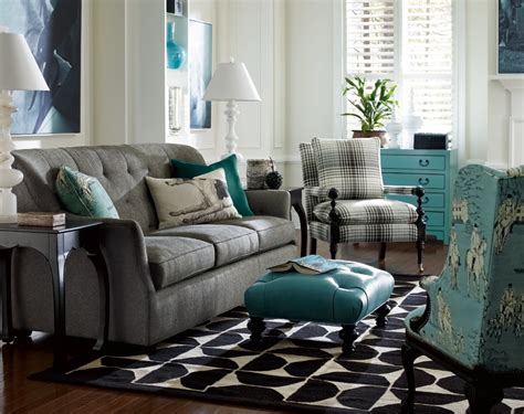 Grey And Turquoise Living Room Decor by Color Trend Color Trend Fabulous Decorating By