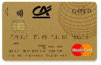 cr 233 dit agricole d ile de carte gold mastercard