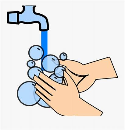 Washing Wash Hand Clip Hands Clipart Vector