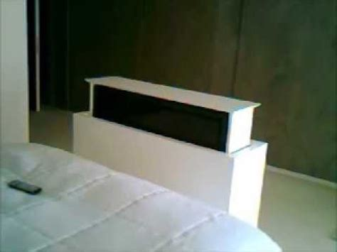 Motorized Pop up Tv Lift & rotating mechanism By