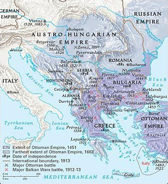 When Did The Ottoman Empire Begin - what was ottoman rule like in the balkans how did the