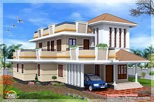 2326 sq.feet, 4 bedroom double storey house | Kerala Home ...