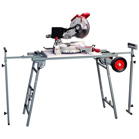 mobile folding power tool stand cua