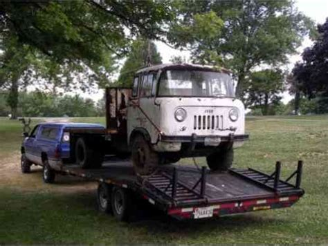 willys fc drw  jeep fc  project