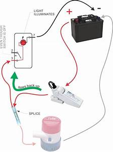 Dual Bilge Pump Wiring Diagram