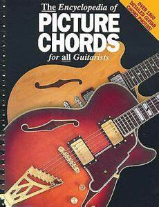 Encyclopedia Of Picture Chords All Guitarists 1800 Photos