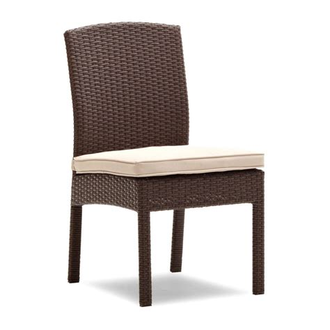 strathwood griffen all weather wicker dining