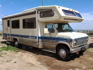 Used Rvs 1988 Ford Jamboree Motorhome For Sale By Owner