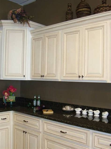 kitchen cabinets decor pictures of kitchens with white cabinets and black 2958