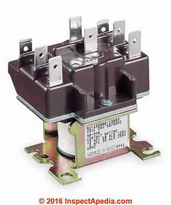 57 Furnace Fan Relay  Miller 621869 Furnace Fan Blower