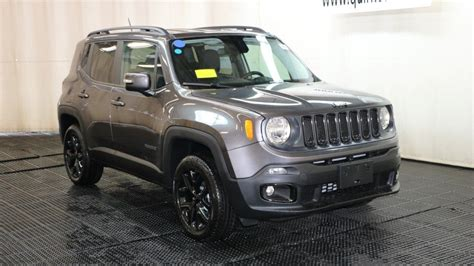 jeep renegade altitude new 2017 jeep renegade altitude sport utility in braintree