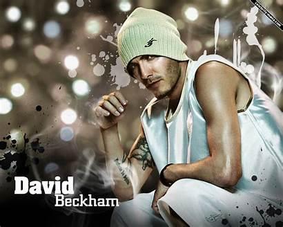 Beckham David Wallpapers Football Sports