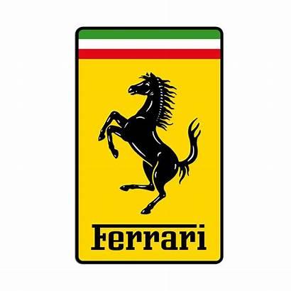 Ferrari Logos Cars Emblem Enlarge