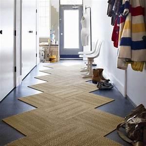 Teppich Selbst Gestalten : diele gestalten einen zick zack teppich und zwei st hle ~ Lizthompson.info Haus und Dekorationen