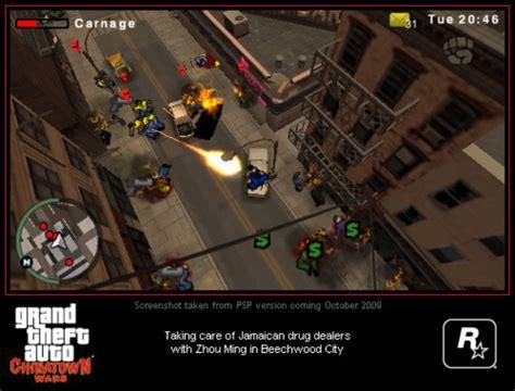 Grand Theft Auto Chinatown Wars Walkthrough (ds, Psp, Iphone