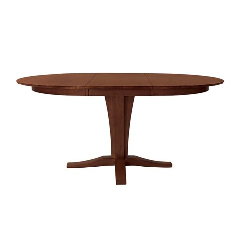 66 inch round table 66 inch milano butterfly dining tables unlimited