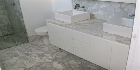 bathroom calacatta marble stonemasons melbourne