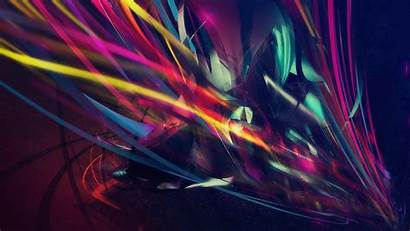 Abstract Colorful Background Wallpapers Multi Lines Line