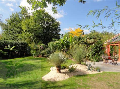 paysagisme et cr 233 ation de jardins p 233 pini 232 re ecologique la maison du bananier