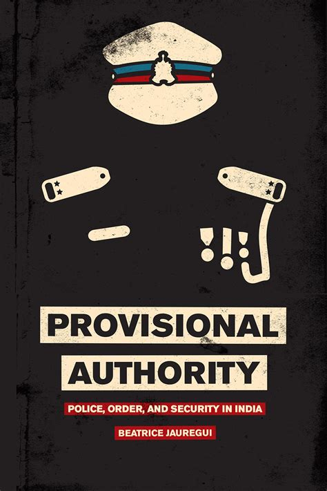 provisional authority police order  security