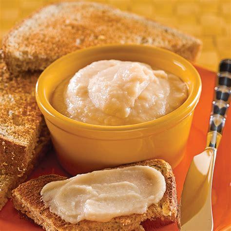 cuisine beurre beurre de pommes recettes cuisine et nutrition