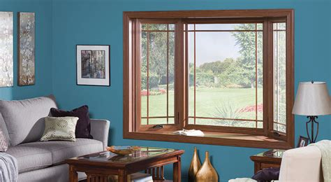Open Up Your Living Room With A Restorations Bay Window