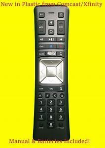 New Xfinity  Comcast Voice Remote Control Xr11 Backlight X1